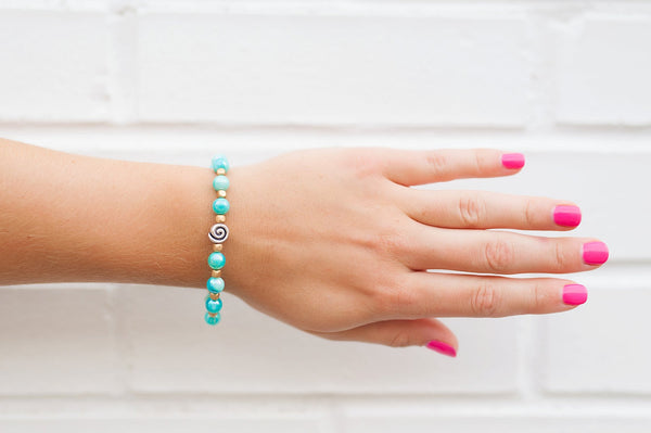 Aqua Luster Stackable