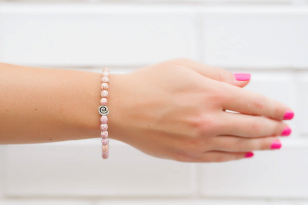 Pink Czech Stackable