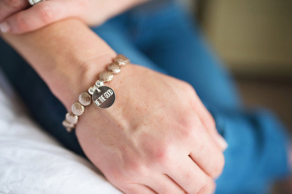 Be The Good Charm Stackable