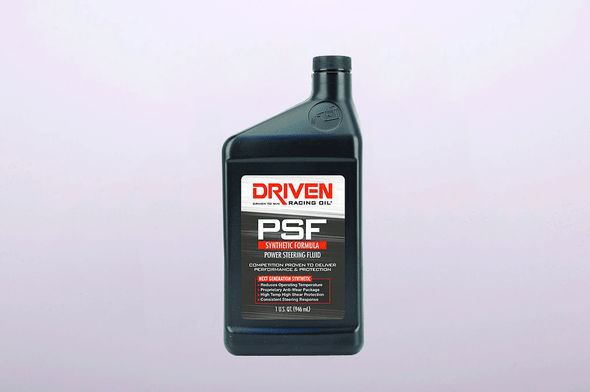 Driven Synthetic Power Steering Fluid