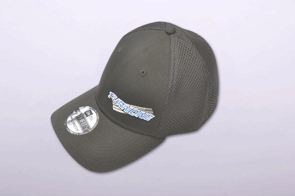 Turn One Logo New Era Mesh Back Hats