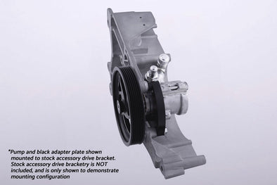 power steering pump conversion for ls and lt truck engines