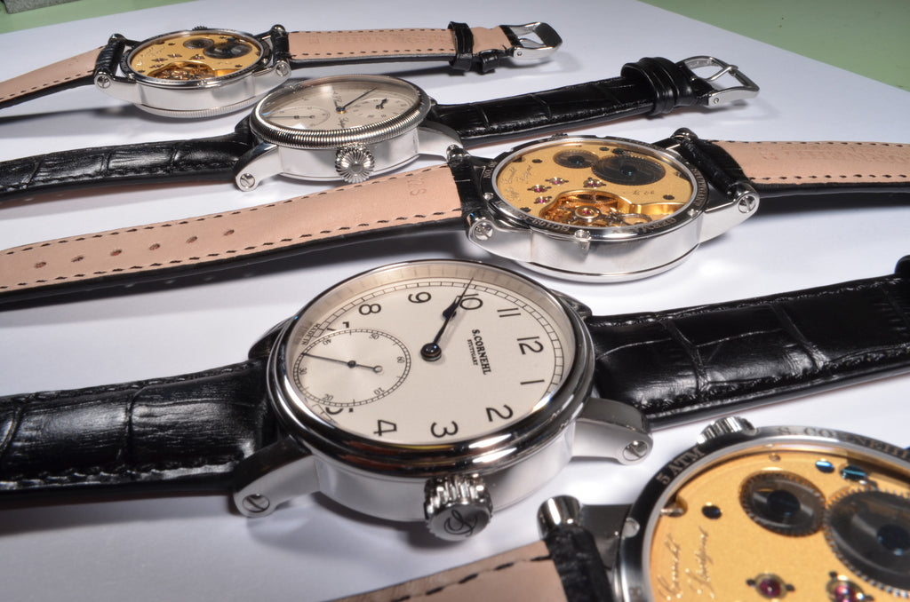 What is time? - a watchmakers view ...