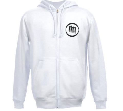 Miss Active Hoodie - White