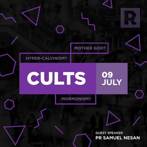MTG: Revo Academy - Cults (Audio)