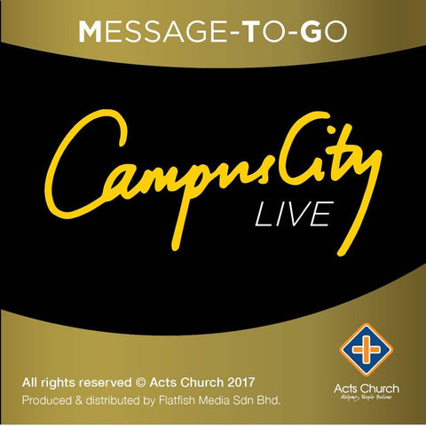 Campus City Live - 14th July 2017 (Audio)