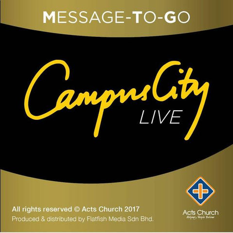 Campus City Live - 9th August 2019 (Audio & Video)
