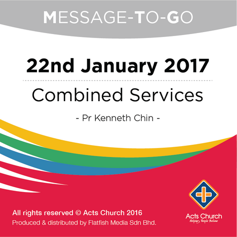 Combined Service - 22nd January 2017