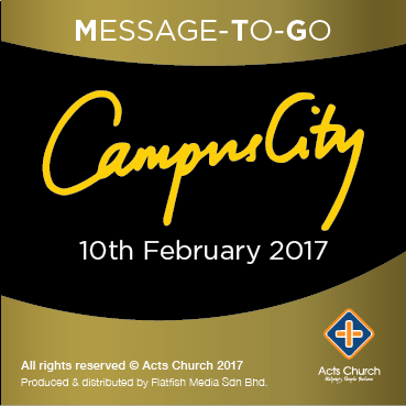 Campus City Live - 10th February 2017 (Audio)