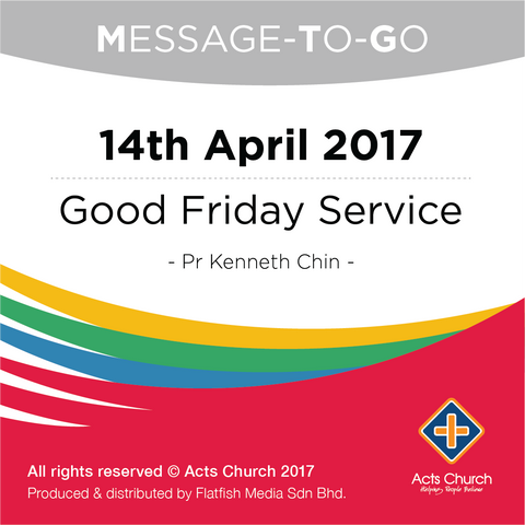 MTG: Good Friday Service - 14th April 2017
