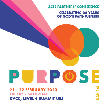 Acts Partners' Conference 2020 (Audio & Video)