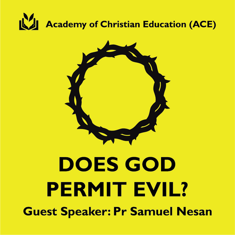 After 8: Does God Permit Evil?