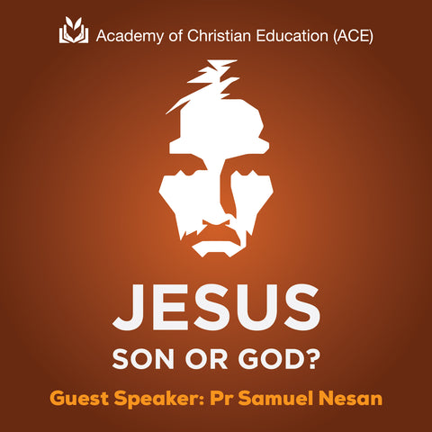 After 8: Jesus, Son or God?