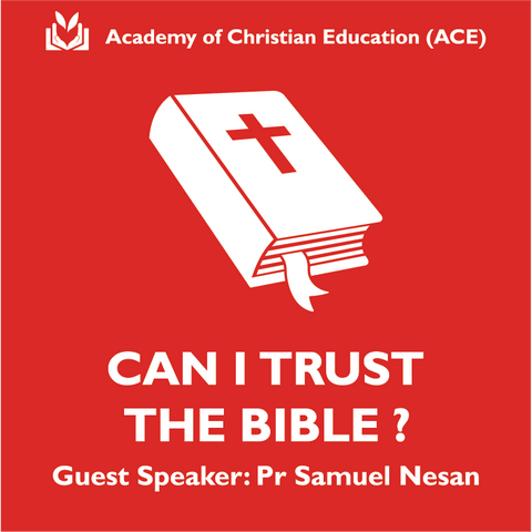 After 8: Can I Trust the Bible?