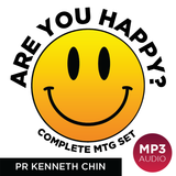 Are You Happy? - Complete MTG Set (Audio or Video)