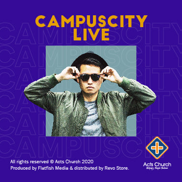 CampusCity Live - 13th March 2020 (Audio & Video)