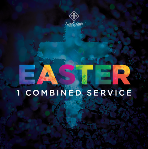 MTG: Easter Service - 27th March 2016 (Audio)