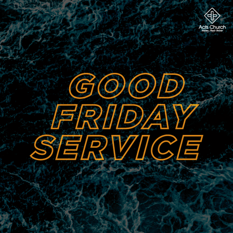 MTG: Good Friday Service - 25th March 2016 (Audio)