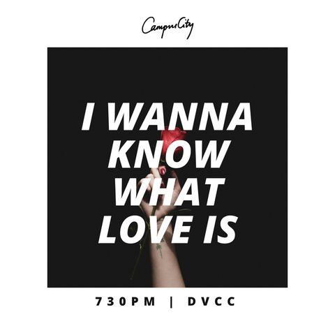 I Wanna Know What Love Is - CampusCity (Audio & Video)