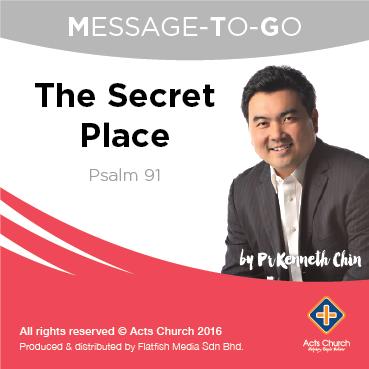 The Secret Place: Psalm 91