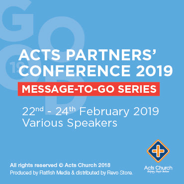 Acts Partners' Conference 2019 (Audio & Video)