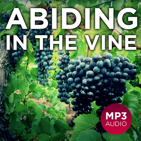 Abiding in the Vine (Audio) - English