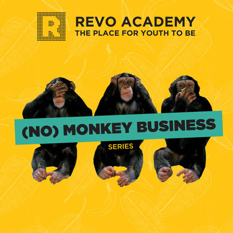 MTG: Revo Academy - No Monkey Business Series (Audio)