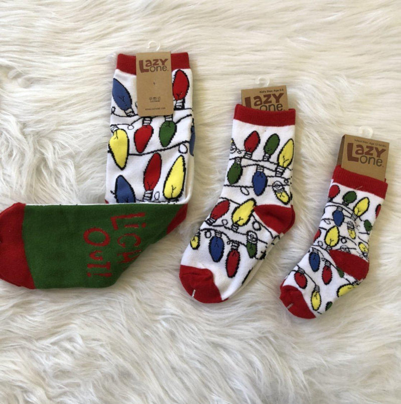 Envy Stylz Boutique Women - Apparel - Tops Christmas Socks