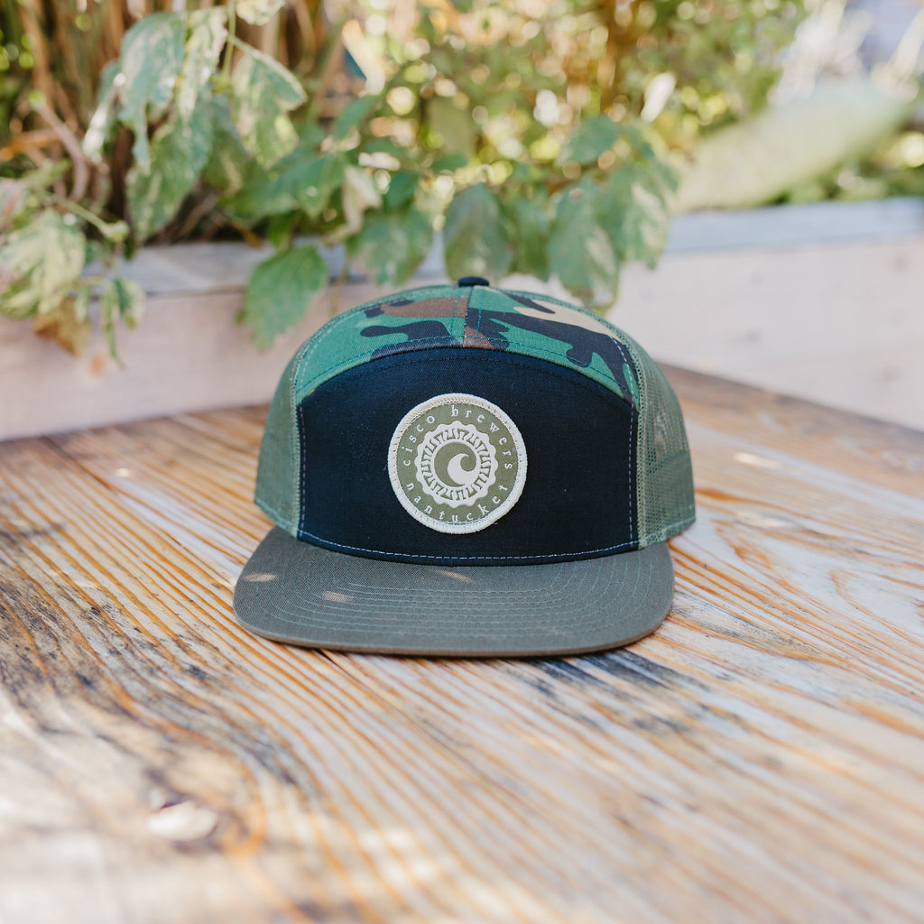 CISCO BREWERS 7 PANEL HAT