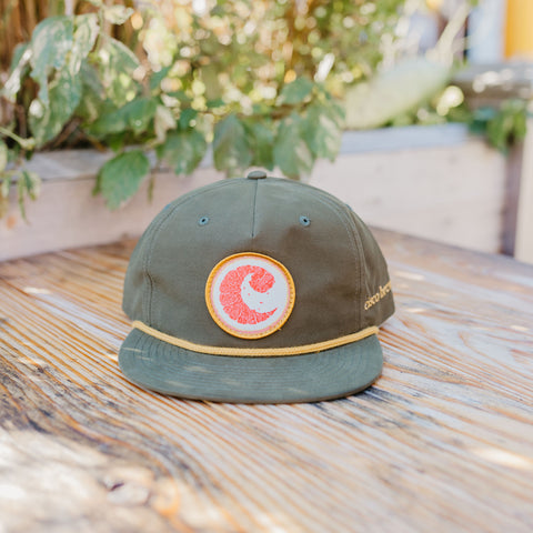 CISCO BREWERS CAMO HAT