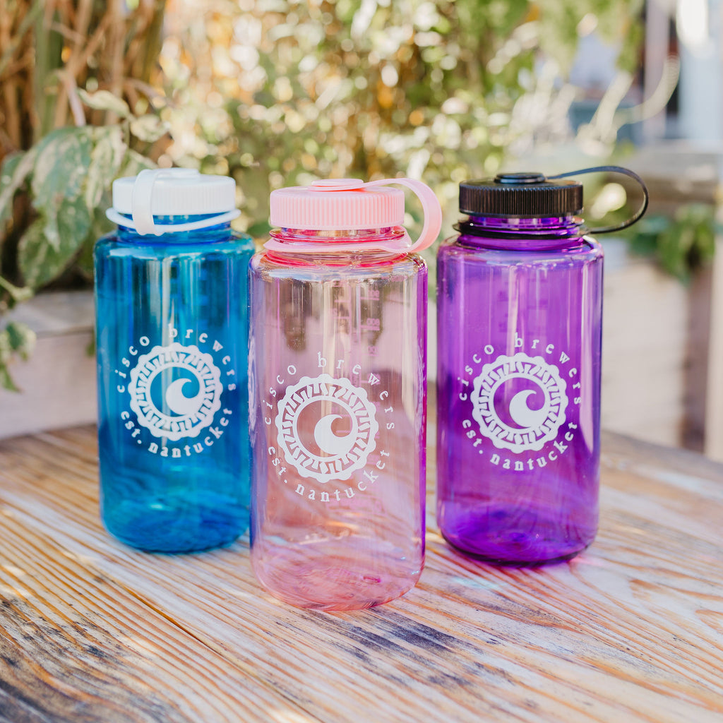 CISCO BREWERS NALGENE BOTTLE (MULTIPLE COLORS)