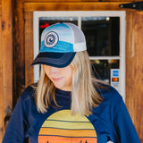 CISCO BREWERS TRUCKER WAVE HAT
