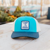 WHALES TALE PALE ALE PATCH TRUCKER HAT
