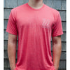 NOR'EASTER BOURBON TRI-BLEND UNISEX SS T-SHIRT