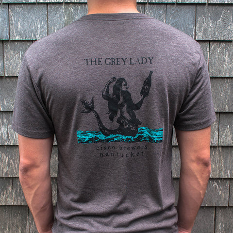 GREY LADY CLASSIC UNISEX SS T-SHIRT