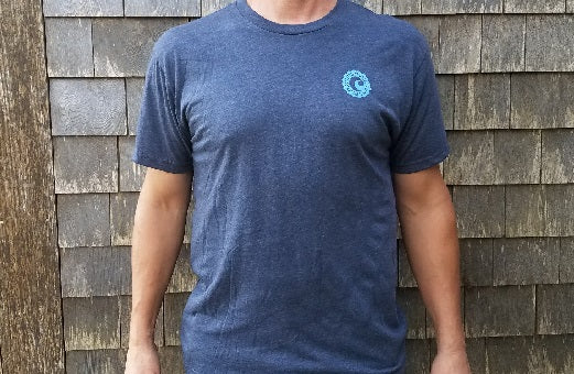 BREWED ON NANTUCKET TRIBLEND UNISEX SS T-SHIRT