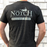 TRIPLE EIGHT DISTILLERY NOTCH TRIBLEND UNISEX SS T-SHIRT