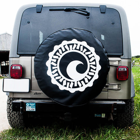 CISCO BREWERS TIRE COVER