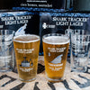SHARK TRACKER PINT GLASS- 4 PACK