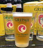 GRIPAH IPA PINT GLASS- 4 PACK