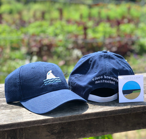 WHALES TALE MESH SNAP BACK HAT