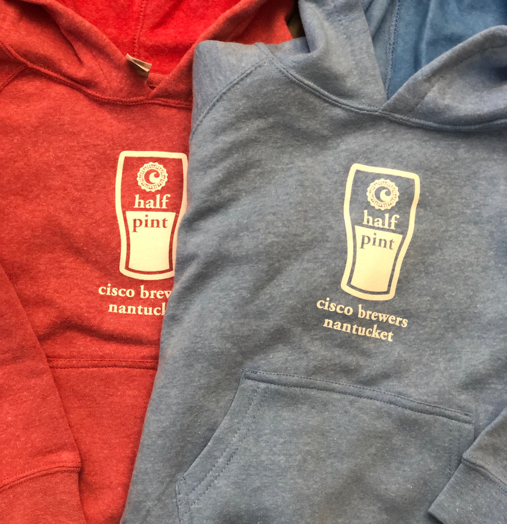 CISCO BREWERS HALF PINT TODDLER HOODED SWEATSHIRT