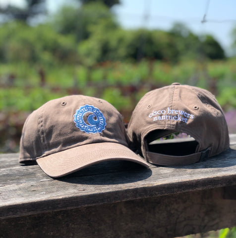 CISCO BREWERS UNSTRUCTURED TRUCKER SNAP BACK