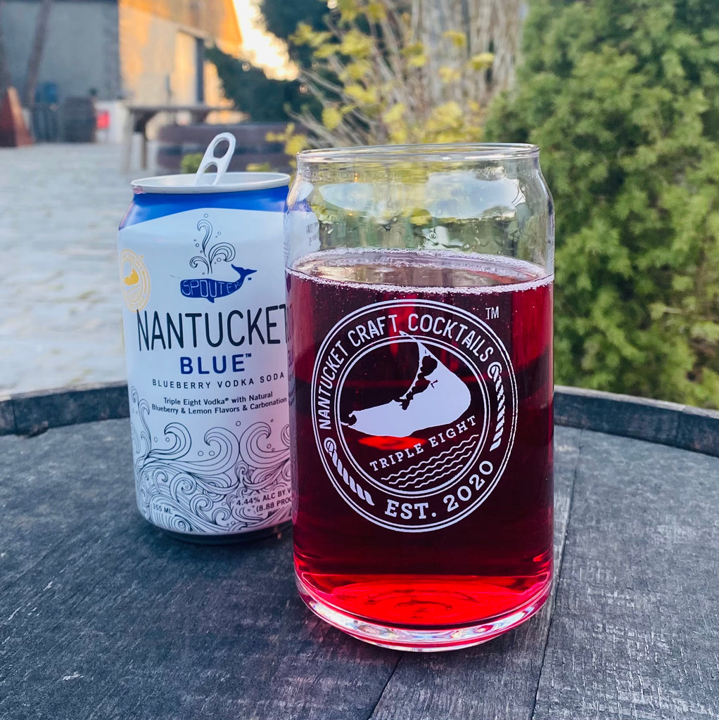 NANTUCKET CRAFT COCKTAIL GLASS 4-PACK