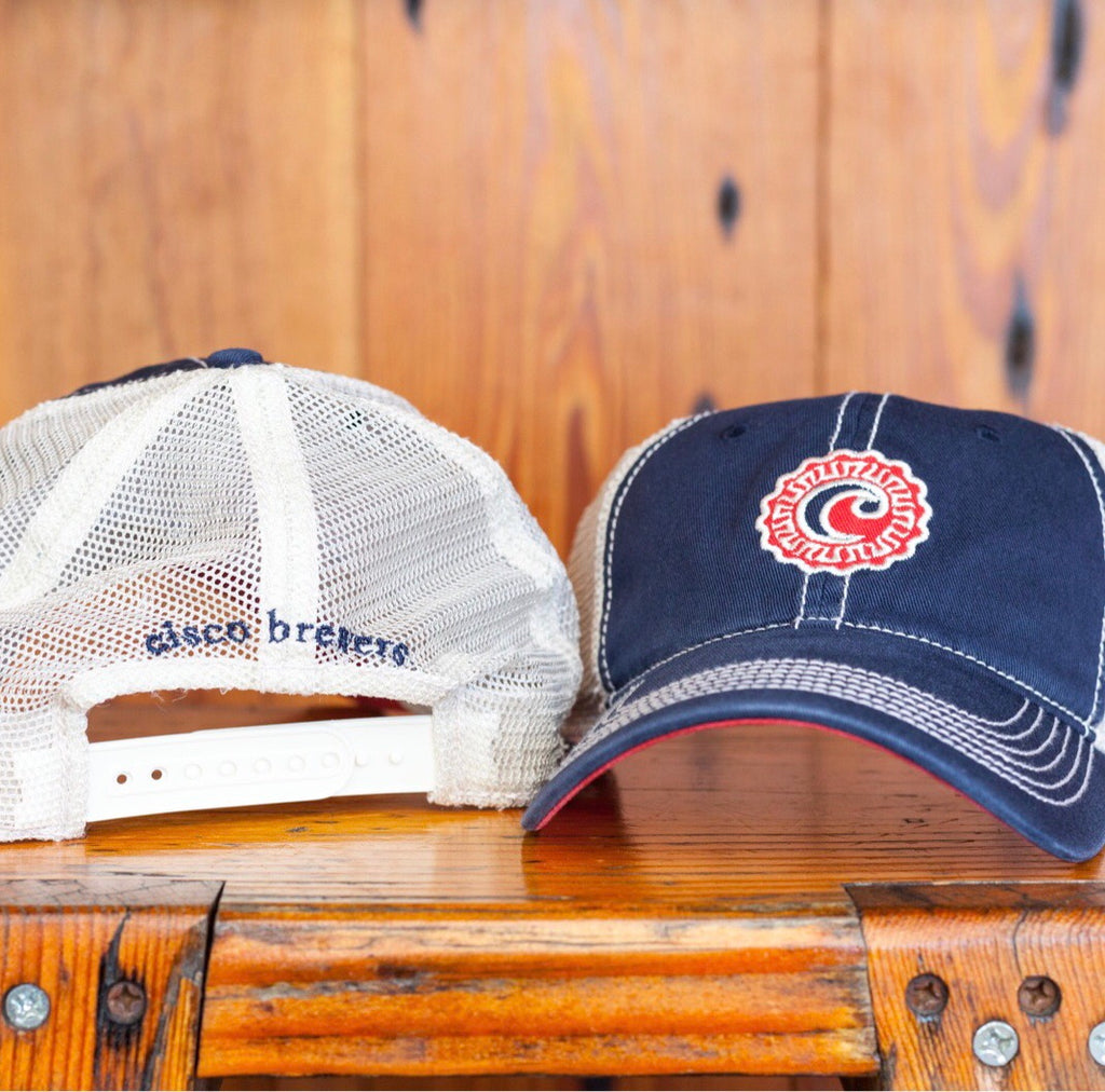 CISCO BREWERS CLASSIC MESH SNAP BACK HAT