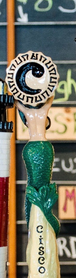 GREY LADY TAP HANDLE