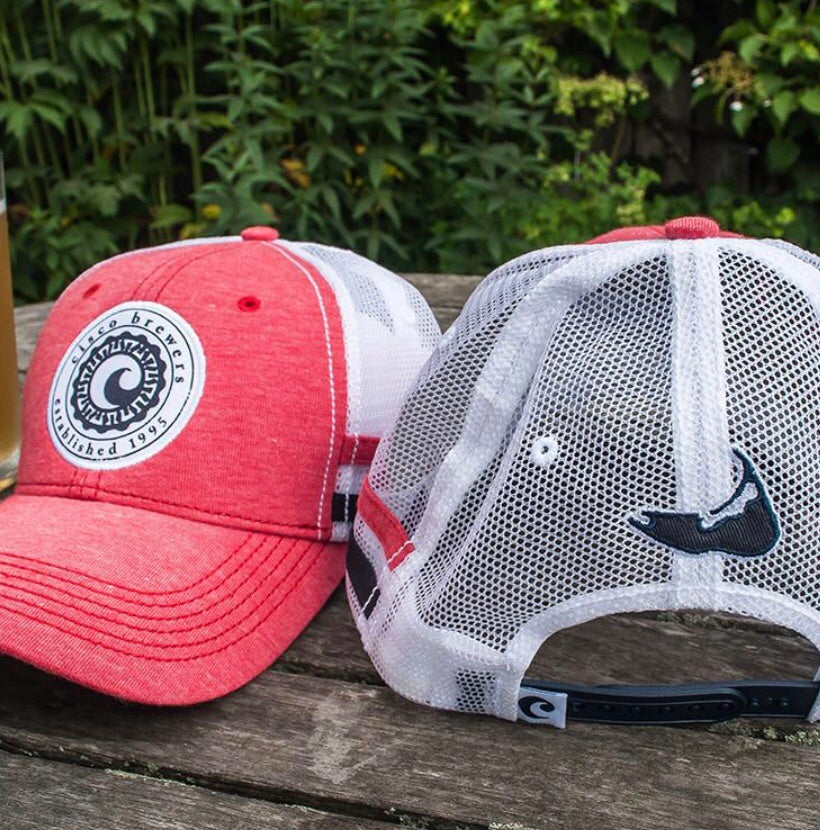 "CISCO BREWERS ""JERSEY"" MESH BACK HAT"