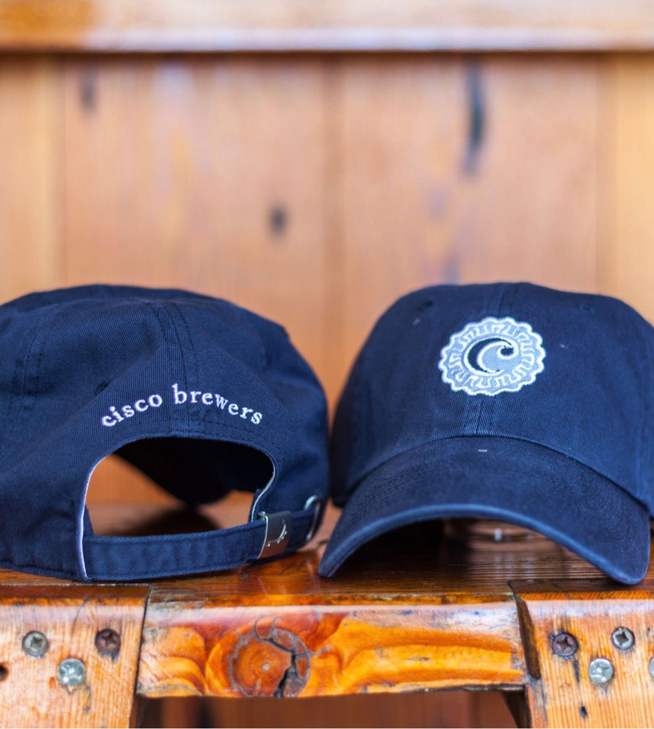 CISCO BREWERS CLASSIC COTTON TWILL HAT