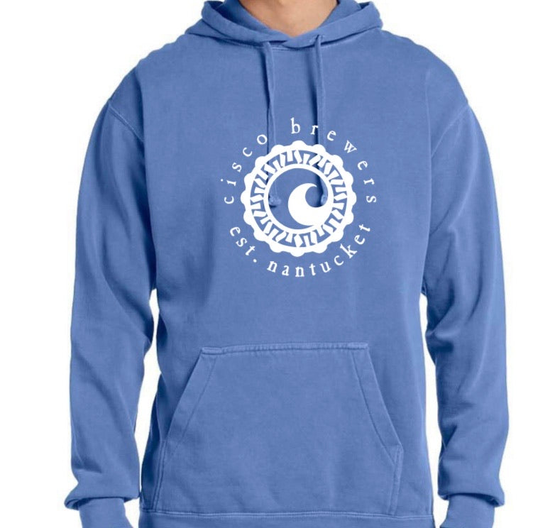 CISCO BREWERS PULLOVER HOODED SWEATSHIRT (COMING SOON)