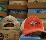 CISCO BREWERS TUNA FISH TRUCKER HAT